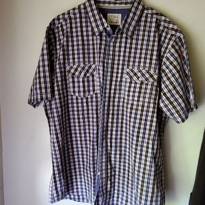 Pd&C chest pockets casual button down
